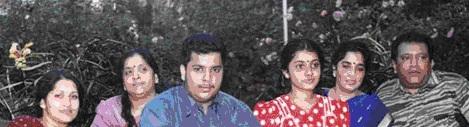 Prabhakaran family